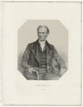 Robert Edmond Grant, by Thomas Herbert Maguire, printed by  M & N Hanhart, published by  George Ransome - NPG D8919