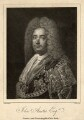 John Anstis, by Thomas Milton, after  Thomas Maynard - NPG D8920