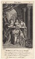 Mary Ann Yates as Medea in Glover's 'Medea', by John Goldar, published by  Thomas Lowndes, after  Daniel Dodd - NPG D8936