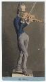 Nicolo Paganini, after a bronze by Jean Pierre Dantan - NPG D8965