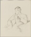 Charles Haslewood Shannon, by Sir William Rothenstein - NPG D8966