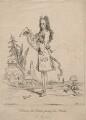 Jean de Misaubin, by Arthur Pond, after  Jean Antoine Watteau - NPG D8968
