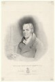 William Stevenson, by William Sharp, printed by  Day & Haghe, after  Horatio Beevor Love, after  William Hilton - NPG D8972