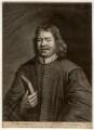 John Bunyan, by Richard Houston, after  Thomas Sadler - NPG D915