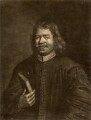 John Bunyan, by Richard Houston, after  Thomas Sadler - NPG D916