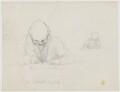 Sir George Scharf, by Sir George Scharf - NPG D92