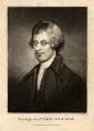 Edmund Burke, by Henry Kingsbury, published by  Lee & Hunst - NPG D922