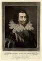 George Villiers, 1st Duke of Buckingham, by Charles Turner, after  Cornelius Johnson - NPG D923