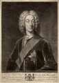 Richard Boyle, 3rd Earl of Burlington and 4th Earl of Cork, after Unknown artist - NPG D924