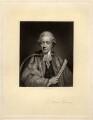Charles Burney, by James Scott, after  Sir Joshua Reynolds - NPG D929