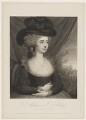 Fanny Burney, by Charles Turner, published by  Paul and Dominic Colnaghi & Co, after  Edward Francisco Burney - NPG D930