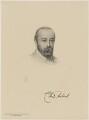 Sir (Charles) Thomas Dyke Acland, 12th Bt, after Henry Tanworth Wells - NPG D9585