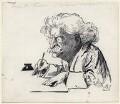 Mark Twain, by Harry Furniss - NPG D96