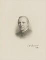 John Henry Bernard, after Sir Francis Bernard ('Frank') Dicksee - NPG D9628