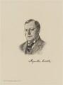 Augustine Birrell, after Reginald G. Jennings - NPG D9636