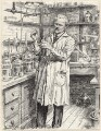 The Master Chemist (Ramsay MacDonald), by Sir (John) Bernard Partridge - NPG D9673