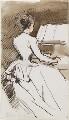 Mary Cochran, by Louisa Anne Beresford - NPG D23146(12)