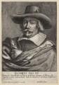 Jacob van Es, by Wenceslaus Hollar, after  Johannes Meyssens - NPG D9735