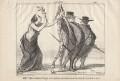 Richard Cobden; William Ewart Gladstone; John Bright, by Honoré Daumier - NPG D9765