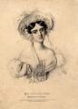 Lucy Anderson (née Philpot), by Richard James Lane, after  Johannes Notz - NPG D977