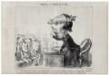 Victor Hugo, by Honoré Daumier - NPG D9804