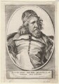 Inigo Jones, by Wenceslaus Hollar, after  Sir Anthony van Dyck - NPG D9813