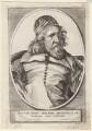 Inigo Jones, by Wenceslaus Hollar, after  Sir Anthony van Dyck - NPG D9813