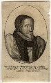 Lancelot Andrewes, by Wenceslaus Hollar, after  Unknown artist - NPG D982