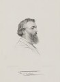 Frederic Leighton, Baron Leighton, by Joseph Brown, after  Henry Tanworth Wells - NPG D9833
