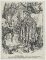 The Fairy Ring (Herbert Stanley Morrison, Baron Morrison of Lambeth), by Sir (John) Bernard Partridge - NPG D9869