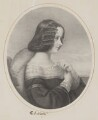Lady Dorothy Fanny Nevill (née Walpole), after George Frederic Watts - NPG D9872