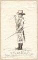 John Nicholls, by James Sayers, published by  Hannah Humphrey - NPG D9876