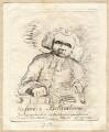 Samuel Parr ('Pre-face to Bellendus'), by James Sayers, published by  Thomas Cornell - NPG D9892