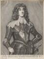 Charles Lewis (Louis), Elector Palatine, by Wenceslaus Hollar, after  Sir Anthony van Dyck - NPG D9896
