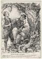 The Tree that Spoilt the Prospect (Neville Chamberlain), by Sir (John) Bernard Partridge - NPG D9900