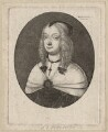 Mary Villiers, Duchess of Richmond and Lennox, by Wenceslaus Hollar - NPG D9920