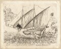 Charles Stanhope, 3rd Earl Stanhope ('The St.....e a Republican gunboat'), by James Sayers, published by  Hannah Humphrey - NPG D9953