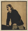Robert Louis Stevenson, after Joseph Simpson - NPG D9956