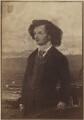 Algernon Charles Swinburne, after William Bell Scott - NPG D9960