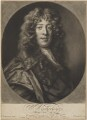 William Wycherley, by John Smith, after  Sir Peter Lely - NPG D9992