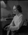 Vera Brittain, by Howard Coster - NPG x10462