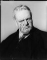 G.K. Chesterton, by Howard Coster - NPG x10514