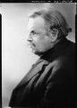 G.K. Chesterton, by Howard Coster - NPG x10769