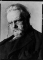 G.K. Chesterton, by Howard Coster - NPG x10772