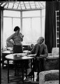 George Douglas Howard Cole; Dame Margaret Isabel Cole, by Howard Coster - NPG x10863