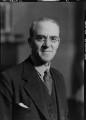 Sir Stafford Cripps, by Howard Coster - NPG x11111