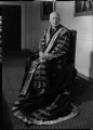 (Edward) Hugh John Neale Dalton, Baron Dalton, by Howard Coster - NPG x11193