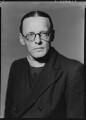 Wallace Harold Elliott, by Howard Coster - NPG x11589