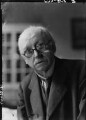 Sir Edwin Lutyens, by Howard Coster - NPG x14403
