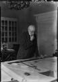 Sir Edwin Lutyens, by Howard Coster - NPG x14406